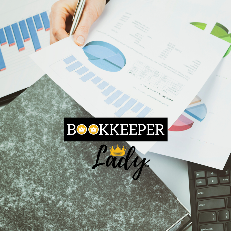Catch-Up Bookkeeping (6 Months-1 Year Flat Fee)